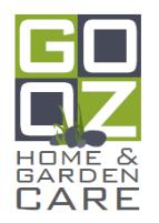 Go Oz Home and Garden Care logo